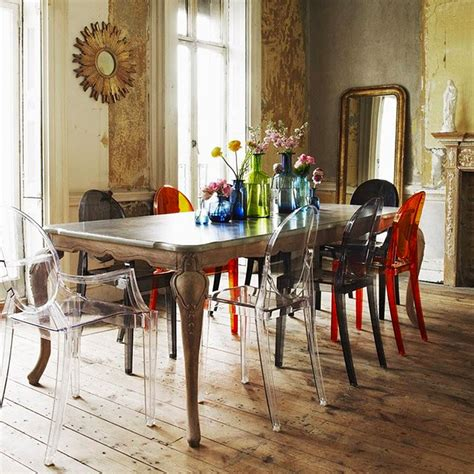 chaises transparentes but replica philippe starck ghost chair