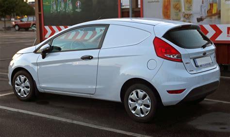 2010 Ford Fiesta Van 1.4 Tdci Trend, Peter Lundbergs