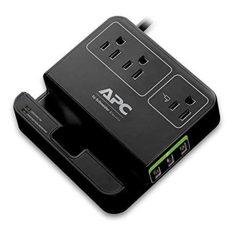 ports surgearrest charging usb surge apc protector outlet bestsavingclick power joule essential 1080