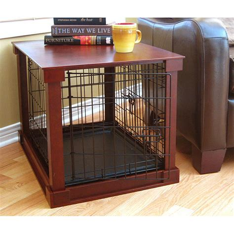 wooden dog crate table top 5 wooden crates for dogs ebay