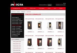 Poele A Granule Invicta Avis : poele granule invicta cmg po le bois ~ Dailycaller-alerts.com Idées de Décoration