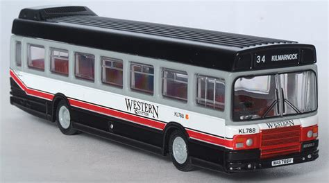 Efe Zone  Model 17508  Western Scottish Long Leyland