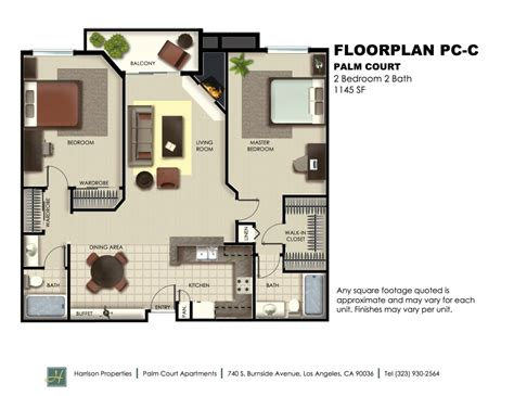 floor plans los angeles los angeles floorplan pc c managed properties photos in los angeles california