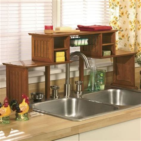 over the sink organizer over the sink shelf from ginny 39 s 78426