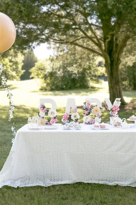 baby  brewing tea party shower baby shower ideas