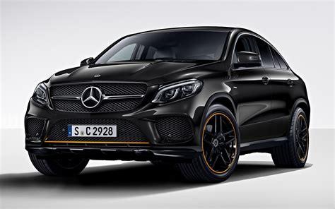 2017 Mercedes-benz Gle-class Coupe Orangeart Edition
