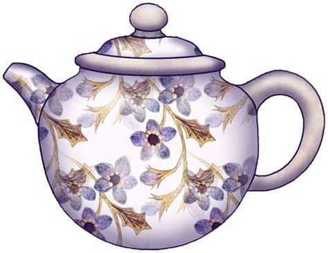 Image result for Purple Tea Party Clip Art