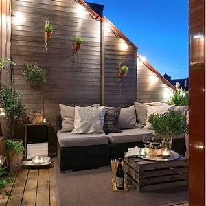 Terrasse Dekorieren Modern : balkongestaltung modern gestalten balcony pinterest ~ Fotosdekora.club Haus und Dekorationen