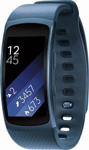 Samsung Galaxy Gear Fit2 R360 Smartwatch    Fitness Tracker