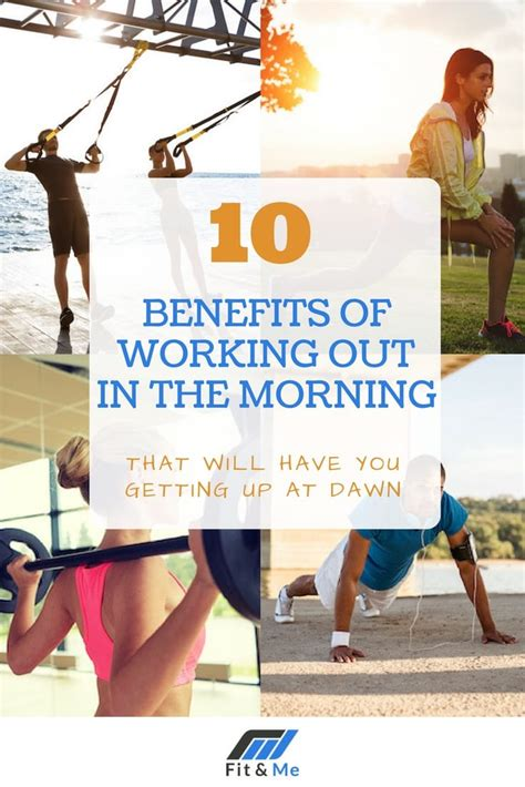 10 Benefits Of Working Out In The Morning That Will Have