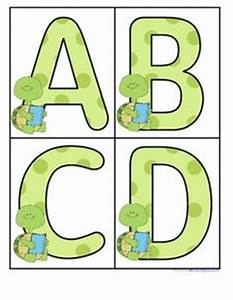 classroom organization on pinterest listening centers With large cardstock alphabet letters