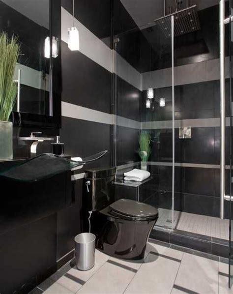 black bathroom fixtures  decor keeping modern bathroom