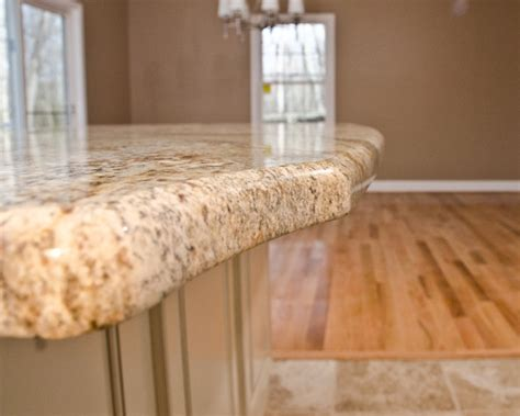 granite edge half bullnose edge dc metro by granite