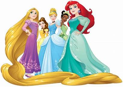 Disney Rapunzel Princess Cinderella Ariel Belle Artwork