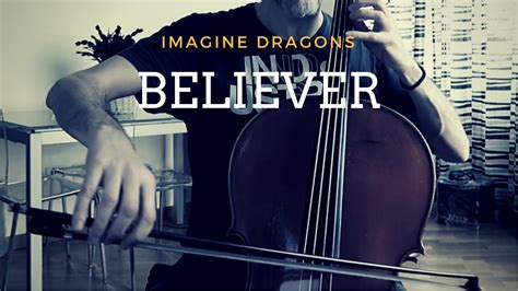 Believer For Cello And Piano (cover