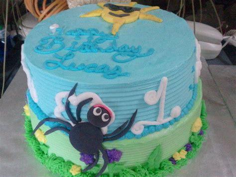 itsy bitsy spider cake  animal cake recipes  cut