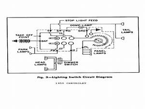 1957 Chevy Neutral Safety Switch Diagram