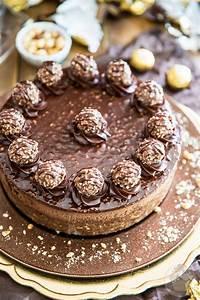 Ferrero Rocher Nutella Cheesecake • My Evil Twin's Kitchen