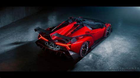 lamborghini veneno roadster engine start exhaust sound rev ces 2014 audio youtube