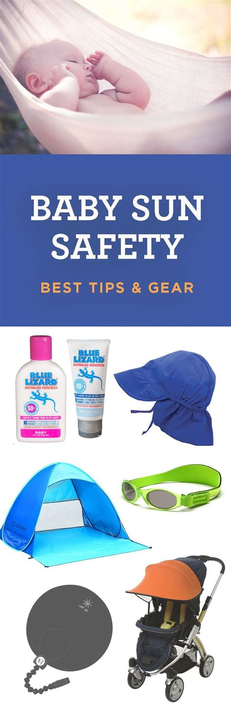 baby sun protection ideas  pinterest portable