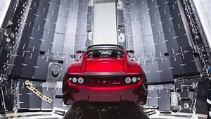 Tesla Dans Lespace : elon musk enverra sa tesla dans l espace le 6 f vrier prochain ~ Nature-et-papiers.com Idées de Décoration