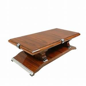Table Basse Art Deco : table basse art d co mobilier art d co ~ Teatrodelosmanantiales.com Idées de Décoration