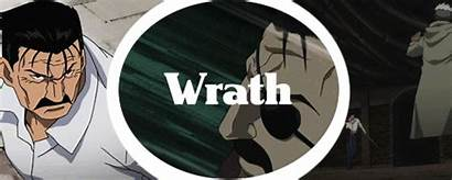 Fma Anime Alchemist Last Sins Deadly Brotherhood