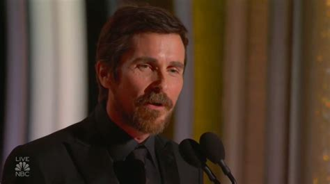 Christian Bale Thanks Satan For Cheney Inspiration