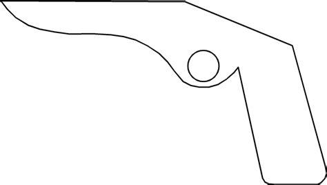 rubber band gun template the runnerduck rubber band gun and target step by step