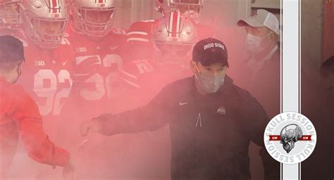 Skull Session: Ryan Day's Fiery Hype Message, Ohio State ...