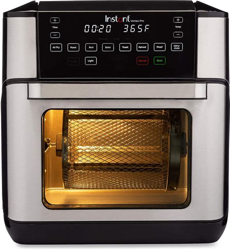 fryer air vortex instant oven consumer quart reports roast fry fryers toaster toast broil ovens vs kitchen ninja combo pot