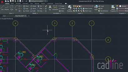 Autocad Trim Line Draw Hc Selection Streamlined