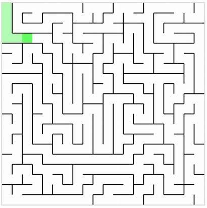 Maze Giphy Rica Gifs Generator Solver Costa