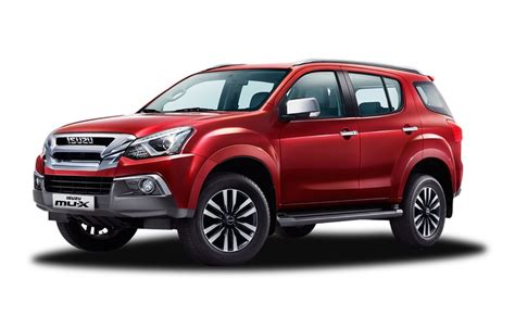 Isuzu Mux Photo by Isuzu Mu X Price In India Images Mileage Features