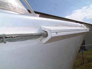 Boat Rub Rail Repair by Need Rub Rail Suggestions Bloodydecks