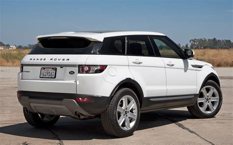 land rover suv land rover range rover evoque 2012 suv of the year