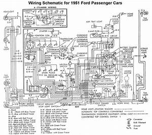 Wiring For 1951 Ford Car