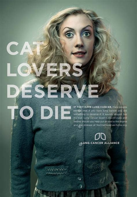 ads proclaim hipsters  cat lovers deserve  die