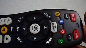Configuracion Nuevo Control Universal De Megacable
