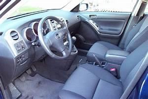Toyota Matrix 2003 Interior
