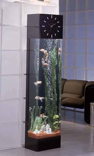 Bila dioperasionalkan seperti di video ini. 46 Desain Aquarium Cantik dan Unik Anti-mainstream - Rumahku Unik