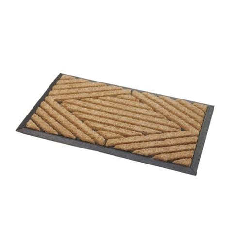 Tesco Doormat by Buy Tesco Heavy Duty Outdoor Coir And Rubber Mat 45x75cm