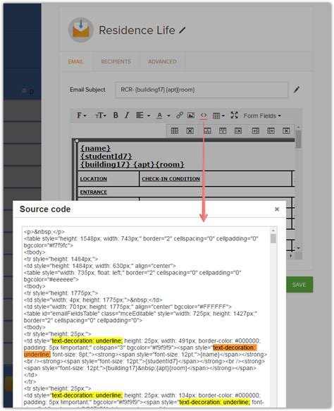 ctrl  keyboard shortcut  working  email editor