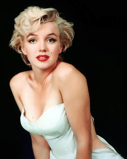 Marilyn Monroe. Famous people in English. Personajes famosos en inglés.   ACADEMIA PARANINFO