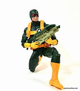 Captain America Hydra Soldier figure review Marvel Legends