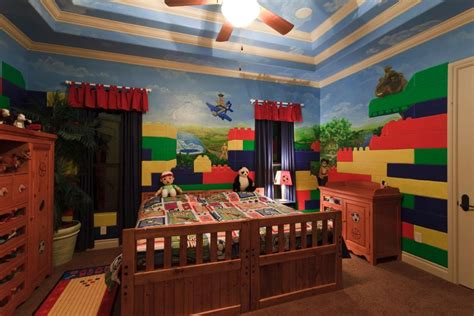 How To Décor Lego Themed Bedroom  Interior Designing Ideas