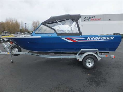 Kingfisher Boats Oregon by Kingfisher New And Used Boats For Sale