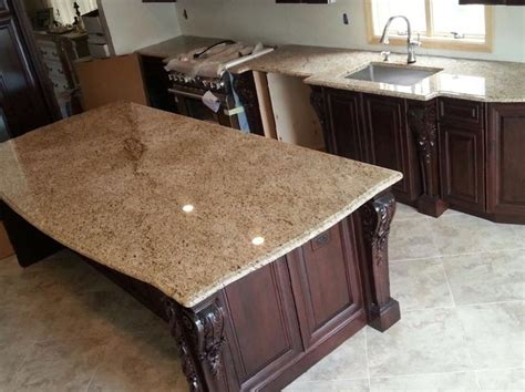1000 ideas about giallo ornamental granite on