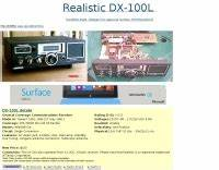 Realistic Dx-100l Mod - Resource Detail
