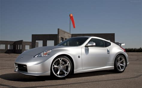 Nissan Nismo 370z 2018 Widescreen Exotic Car Image 10 Of